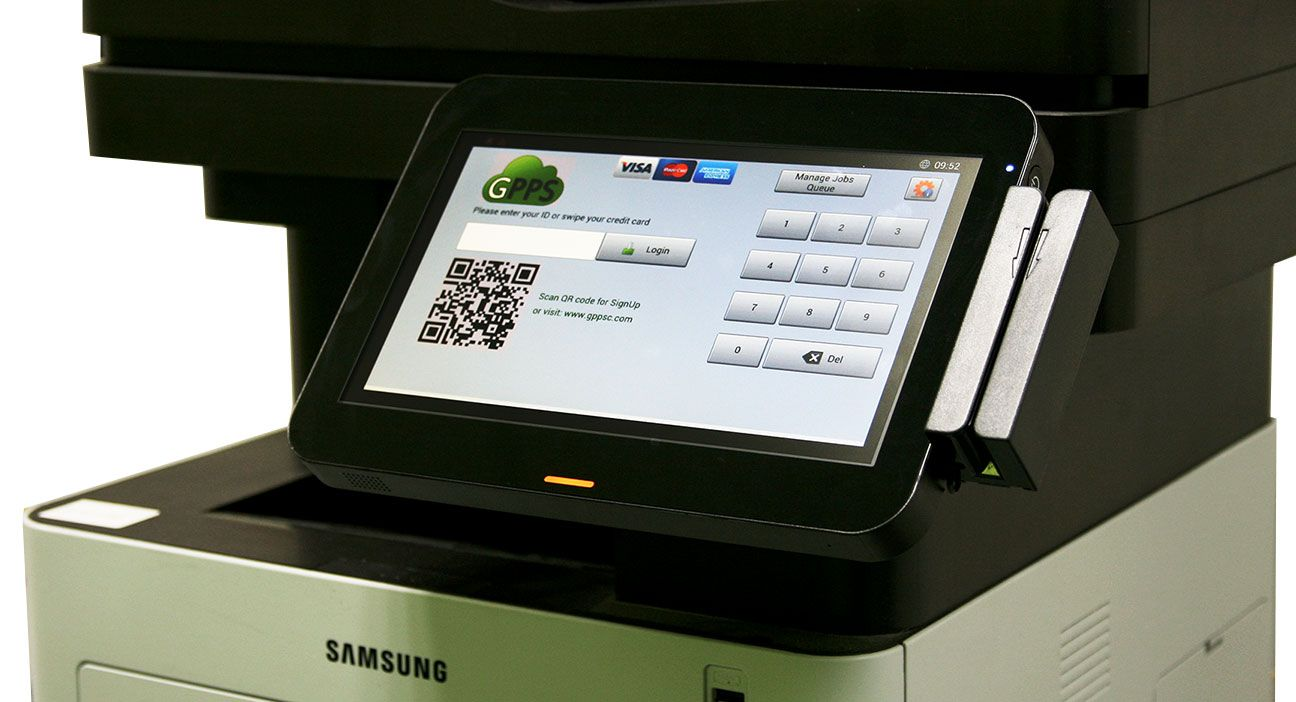 Cloud printing solution for business - GPPSC - Cloud Printing