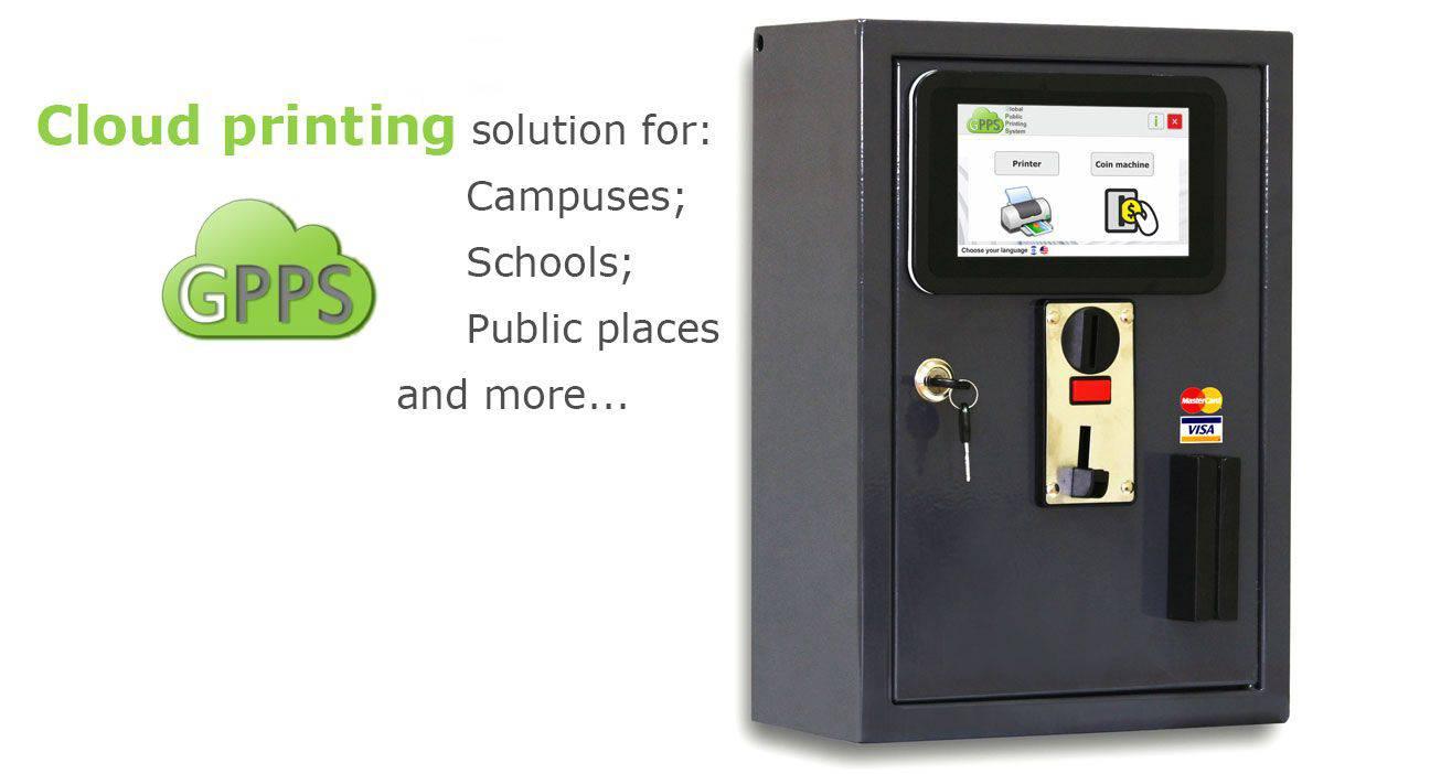 GPPS - revolutionary public cloud printing system, free cloud